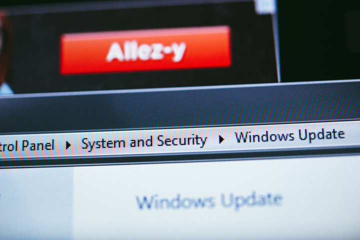 Windows Update Security