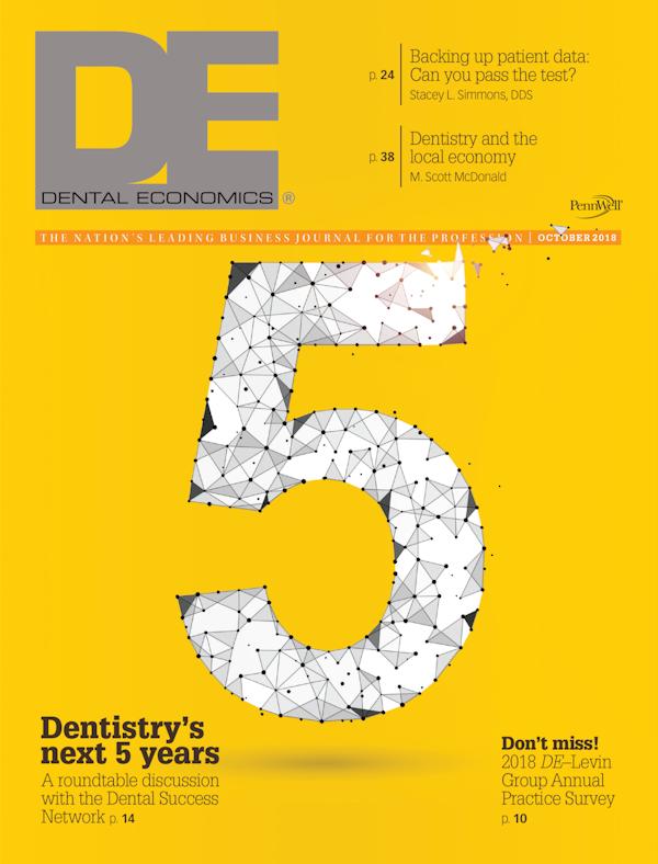 Dental Economics Volume 108, Issue 10