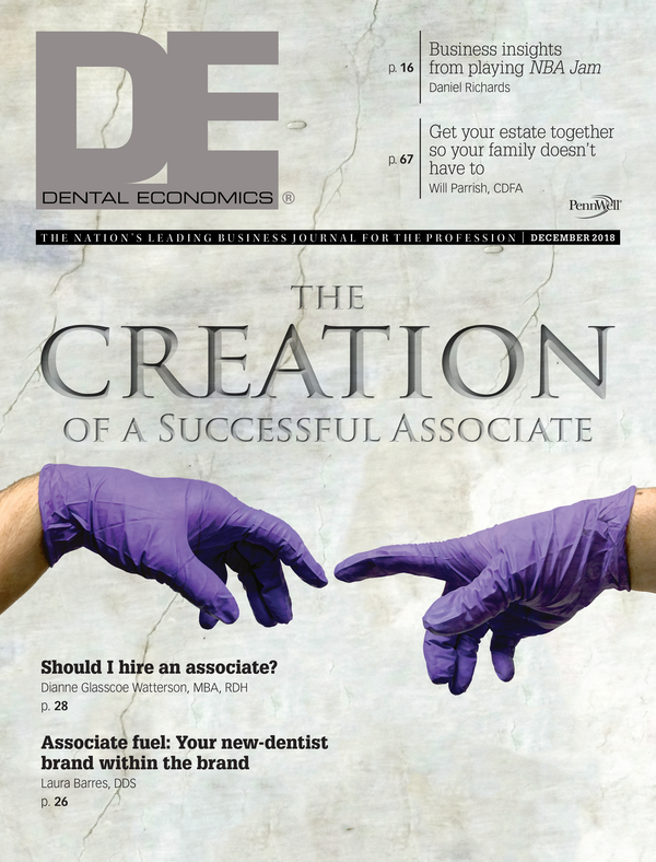 Dental Economics Volume 108, Issue 12