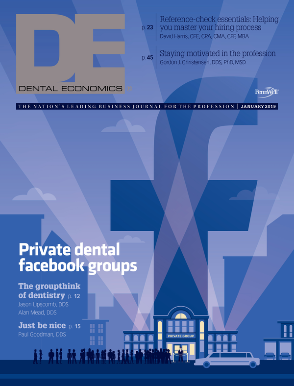 Dental Economics Volume 109, Issue 1