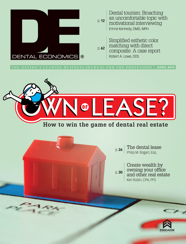 Dental Economics Volume 109, Issue 4